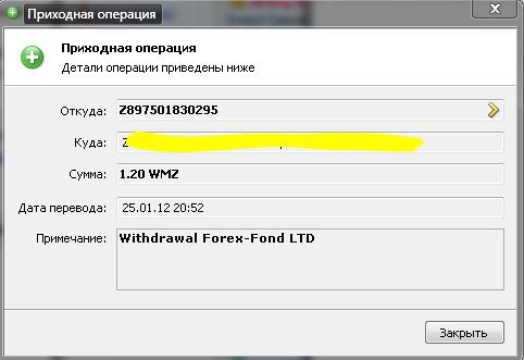 Forex-fond.com отзывы